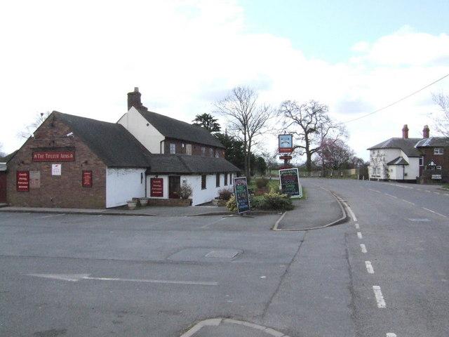 Tayleur Arms, Longdon on Tern