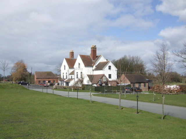 Riverside Inn, Cound