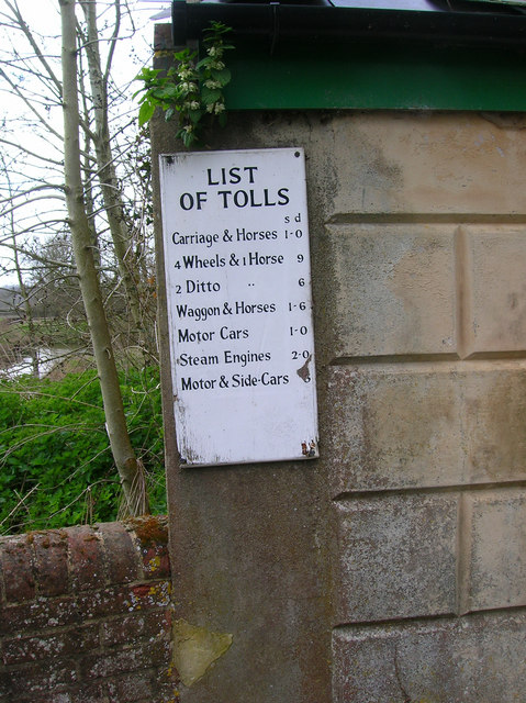 Prices, Old Toll House, Barcombe Mills