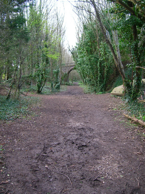 Dismantled Railway, South Malling