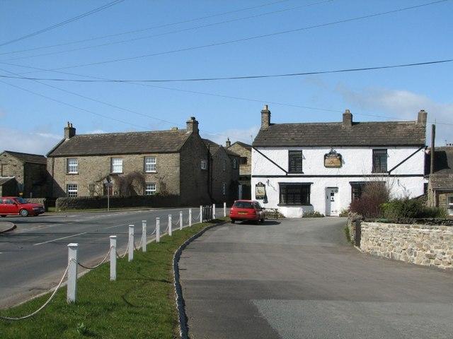 The Pheasant Inn, Harmby