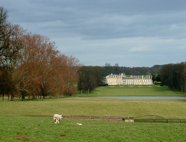 Boughton House, Northamptonshire
