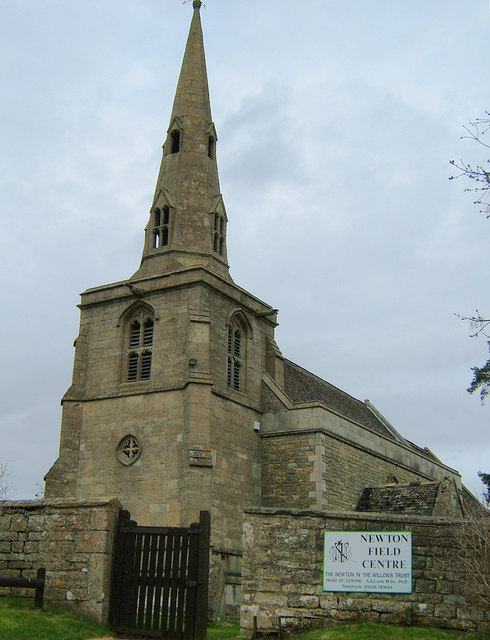 Redundant church used as Field Centre, Newton in the Willows