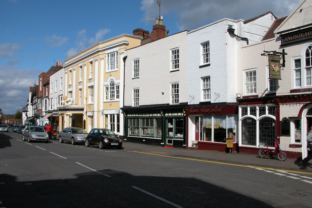 High Street, Upton upon Severn