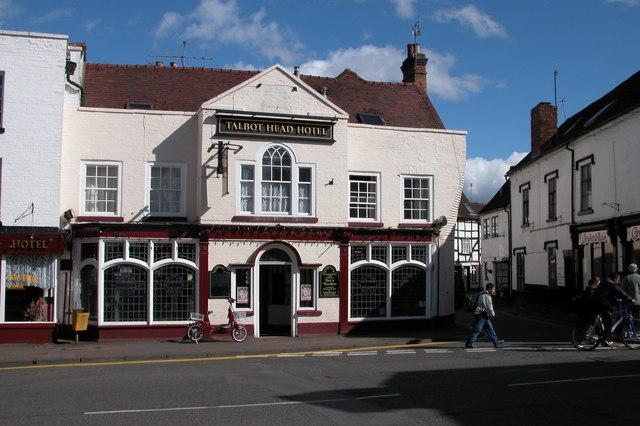 Talbot Head Hotel, Upton upon Severn