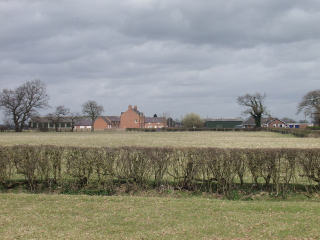 Cloy House Farm. Millbrook Lane
