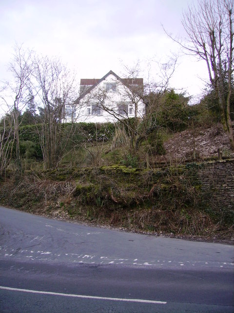 House above Haws Wood