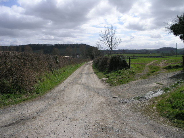 Bridleway to the Fort