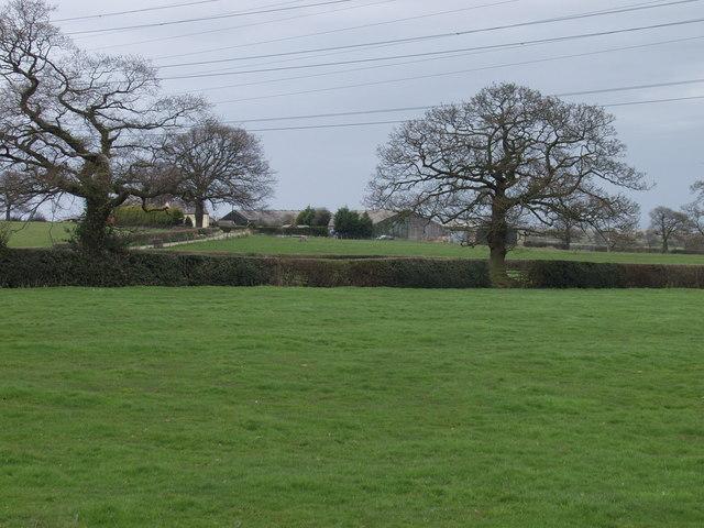 Llwyn Howell Farm near Rhiwabon
