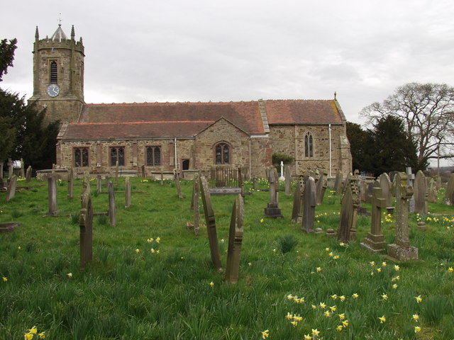 St. Mary The Virgin, Dudleston