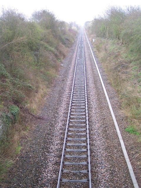 Railway to Ledbury