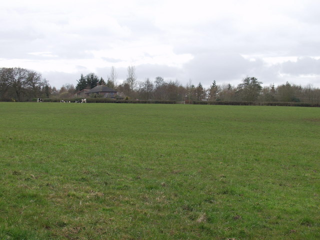 General View towards broad Oak Farm