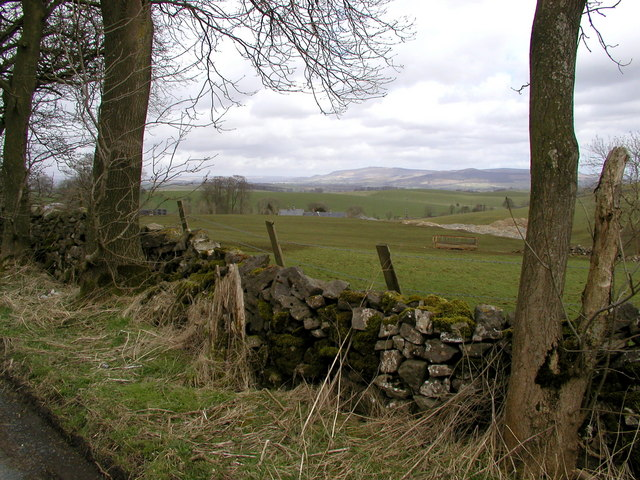 The view to the Dales