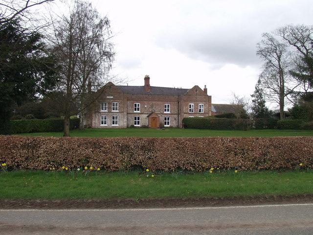Plas Warren Hall, near Dudleston
