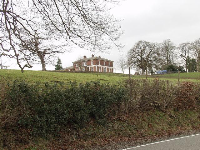 Shelbrook Hill