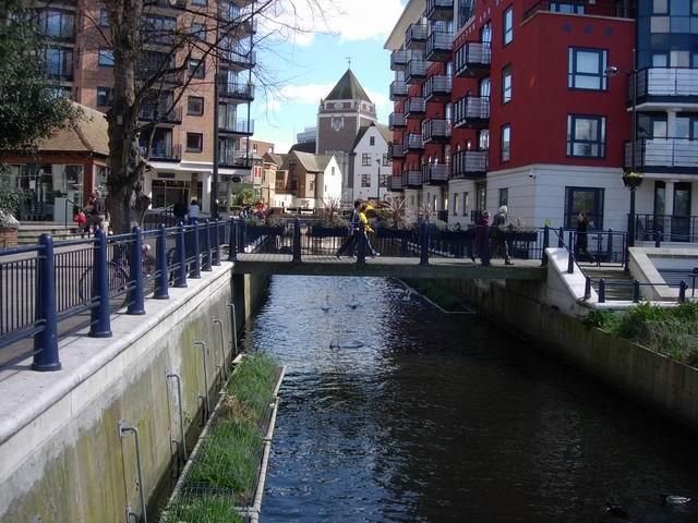 Charter Quay development