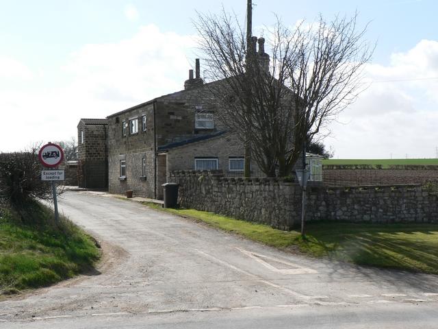 Milner Lane, Saxton