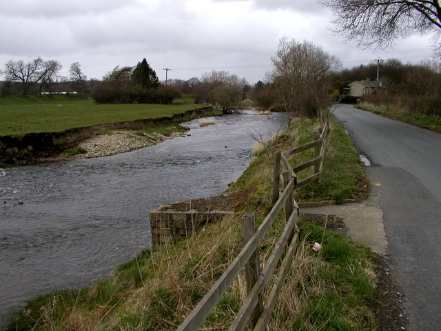 The Infant River Aire
