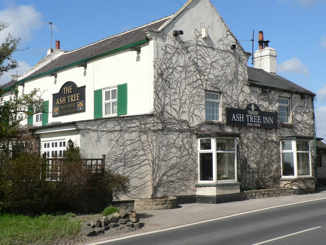 The Ash Tree, Barkston Ash
