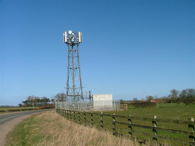 Mobile Phone Mast, Lime Lane