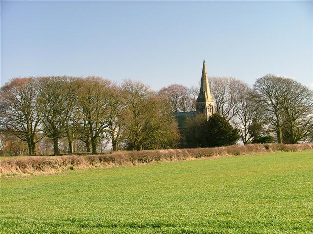 Great Stainton All Saints Church