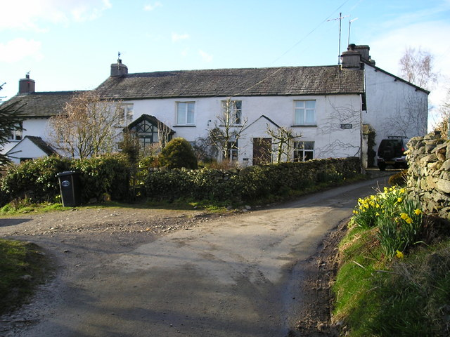 St Anne's Cottages, Grassgarth