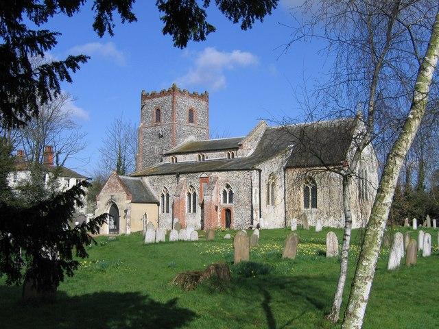 St. Mary's, Yelverton