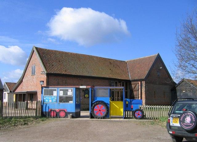 The Playbarn, Poringland