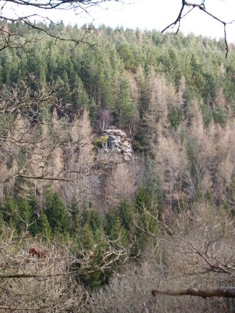 Dipton Crags