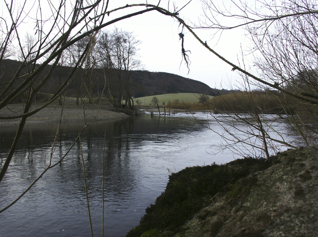 The River Earn, Perthshire