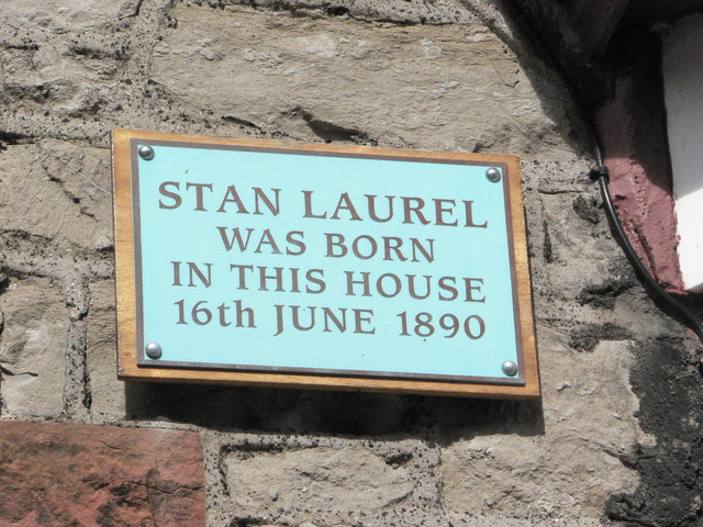 Stan Laurel (1890 - 1965)