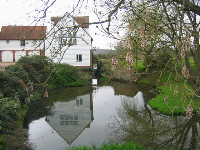 Chiddingstone Mill - Formerly Cranstead Mill