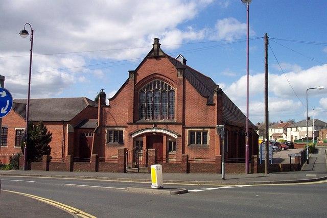 Bethel Baptist Church, Chadsmoor