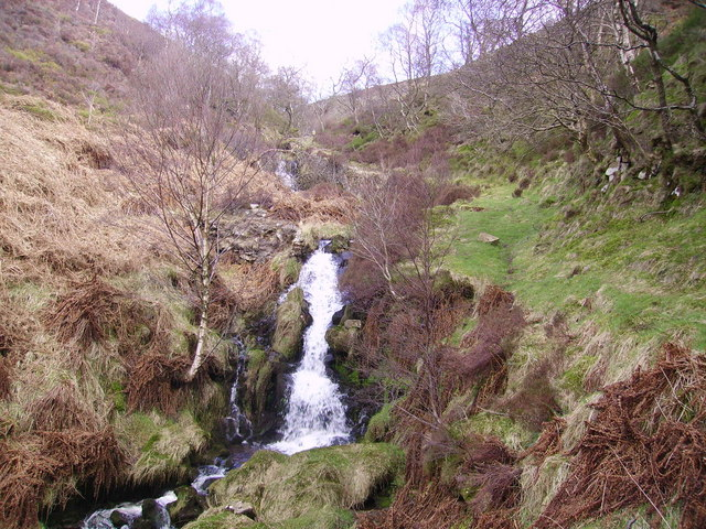Waterfall Costy Clough