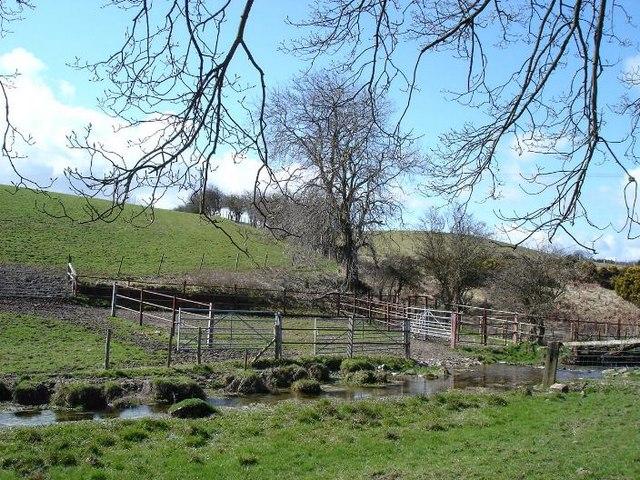 Rhuallt countryside
