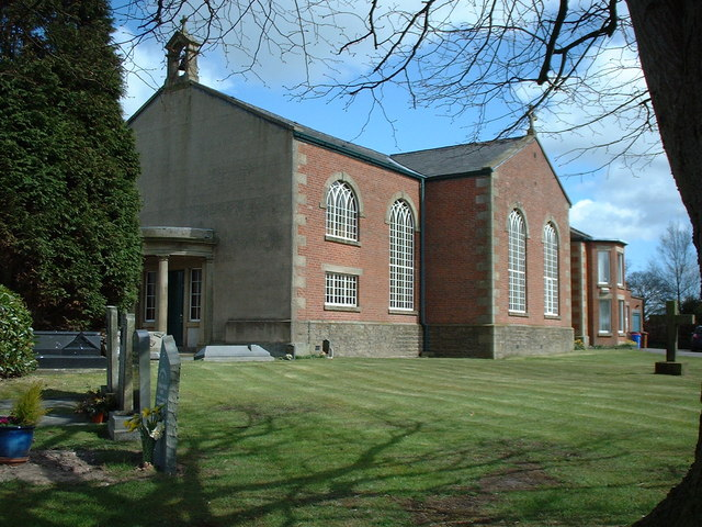 St. Mary's RC Church, Fernyhalgh