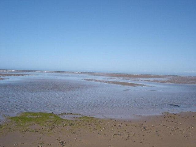 Sand banks at Barkby