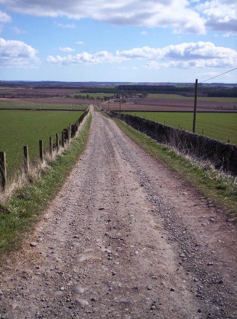 Track to Balmadity