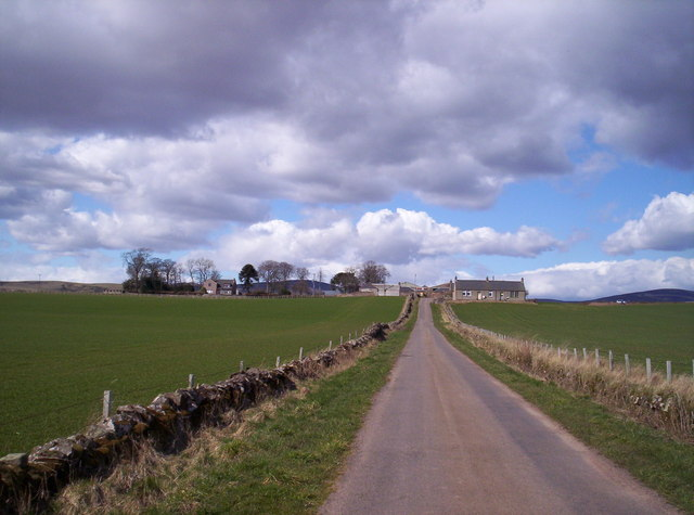 Meikle Coull Farm