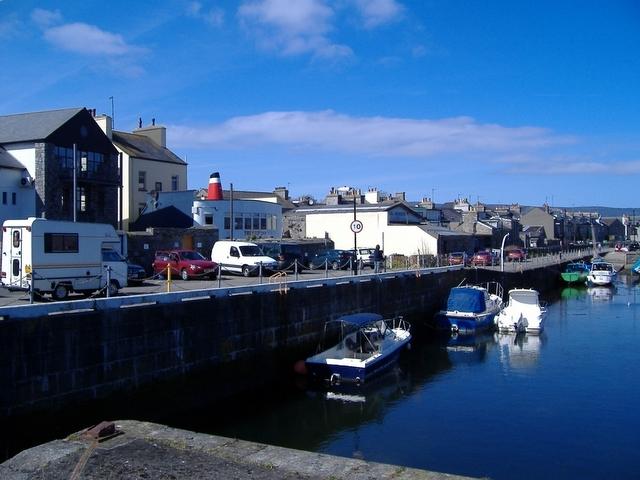 Castletown Inner Harbour