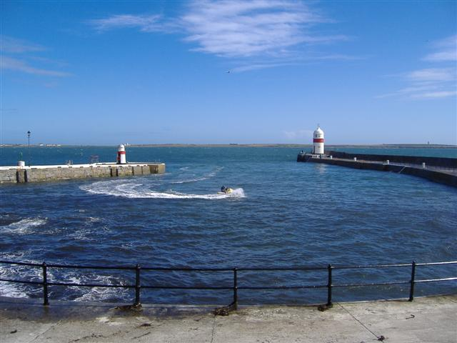 Castletown Outer Harbour