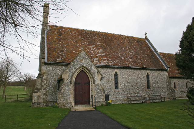 Church of St. James, Woodmancott