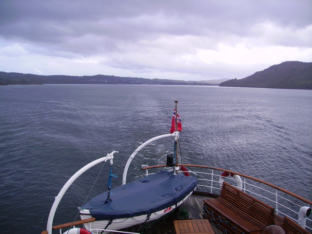 On Lake Windermere
