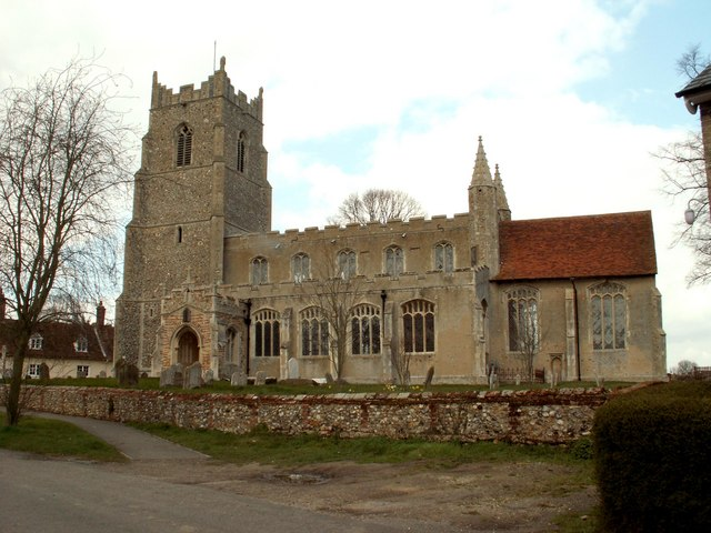 St. Lawrence's church, Little Waldingfield, Suffolk