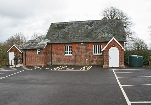The Village Hall, Upper Wield