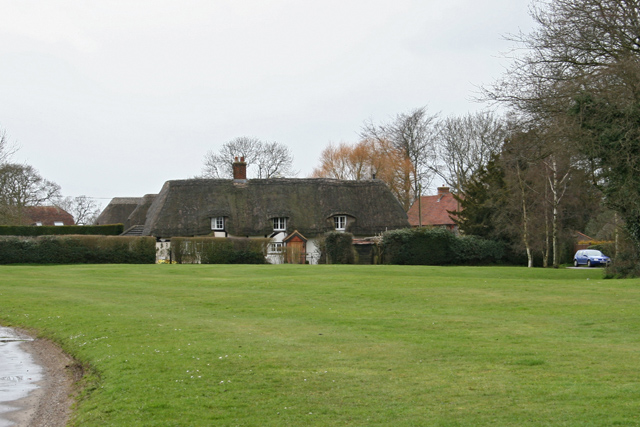 Cottages, Upper Wield
