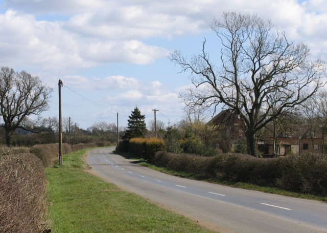 View Towards Cold Overton
