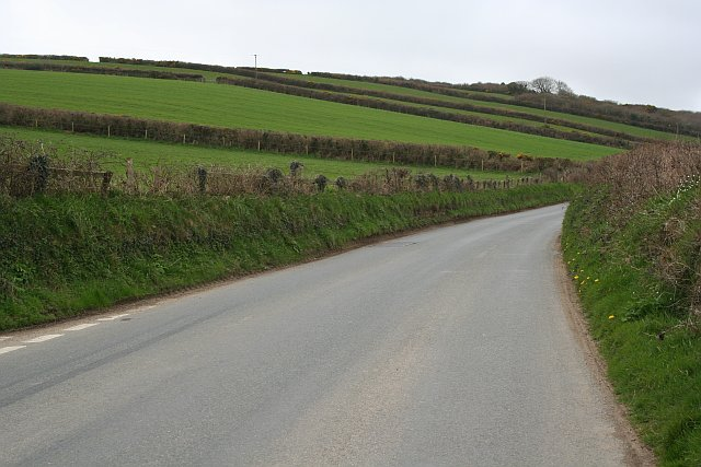 Fields on the Hillside