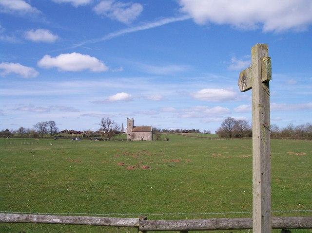 Holy Trinity Church, Preston Wynne