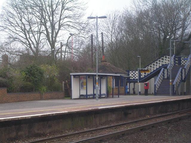 Crowhurst Station